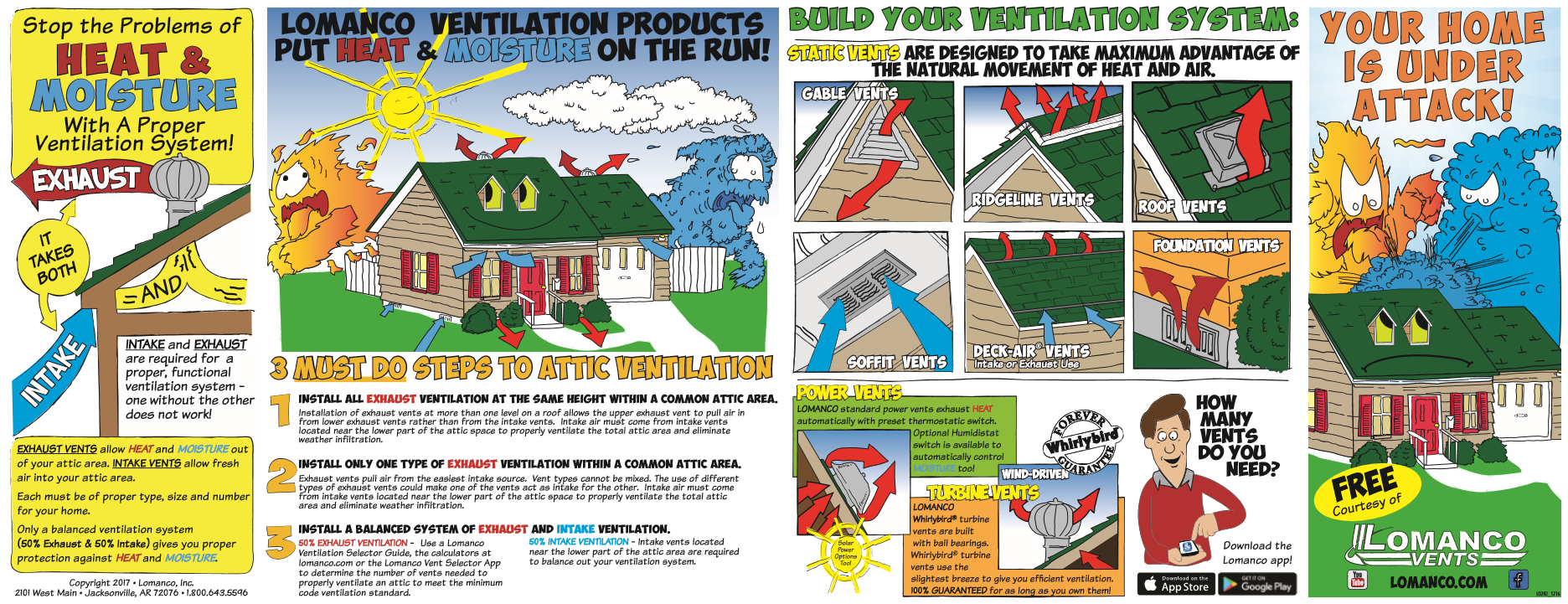 Why You Need Roof Ventilation Tower Roofing
